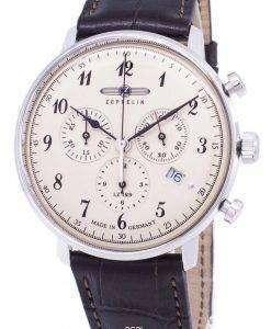Zeppelin Series LZ 129 Hindenburg ED.1 Germany Made 7086-4 70864 Men's Watch