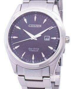 Citizen Eco-Drive Super Titanium EW2470-87E Women's Watch
