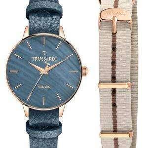 Trussardi T-Evolution Quartz R2451120506 Women's Watch