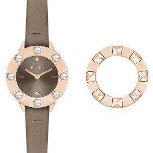 Furla Club Quartz R4251116503 Women's Watch