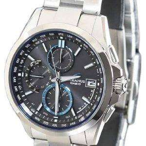 Casio Oceanus OCW-T2600-1AJF Manta Wave Ceptor Tough Solar Men's Watch