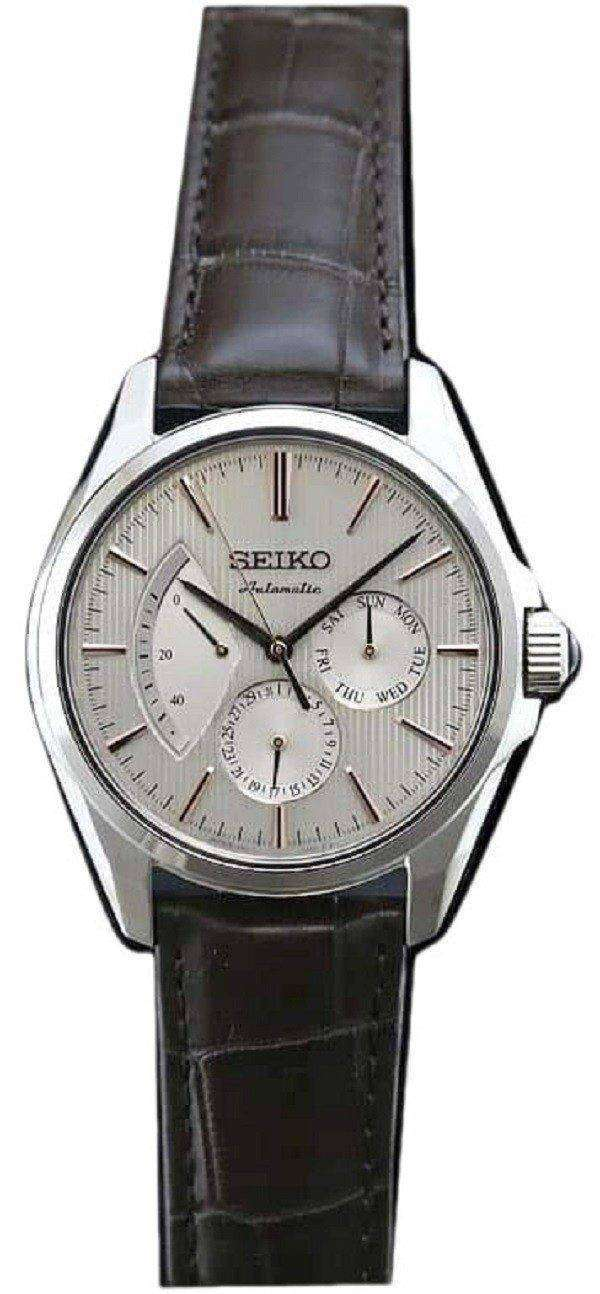 Seiko Presage SARW033 Power Reserve Automatic Japan Made Men's Watch 1