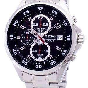 Seiko Chronograph Quartz SKS627 SKS627P1 SKS627P Men's Watch