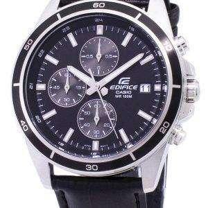 Casio Edifice EFR-526L-1AV Chronograph Quartz Men's Watch