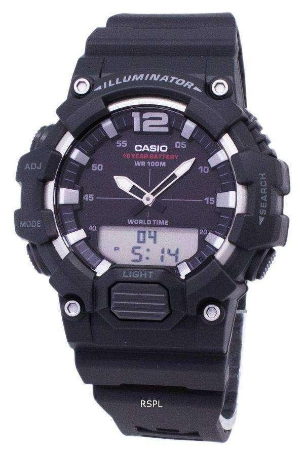 Casio Youth HDC-700-1AV Illuminator Analog Digital Quartz Men's Watch 1