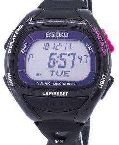 Seiko Prospex SBEF001 Super Runner Lap Memory Solar Men's Watch