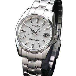 Citizen Eco-Drive AQ4020-54Y Titanium Japan Made Men's Watch