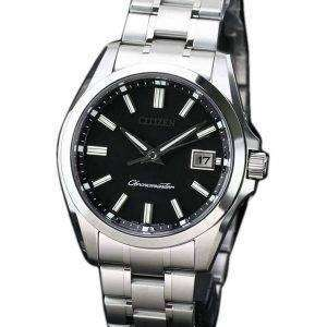 Citizen Eco-Drive AQ4030-51E Titanium Analog Men's Watch