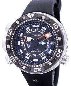 Citizen Promaster Aqualand Eco-Drive Divers BN2024-05E Mens Watch