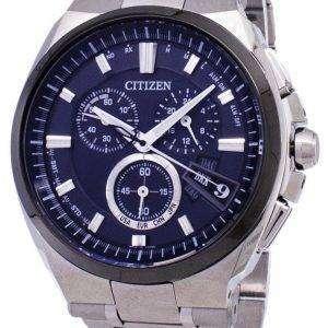 Citizen Eco-Drive BY0074-50E Titanium Analog Men's Watch