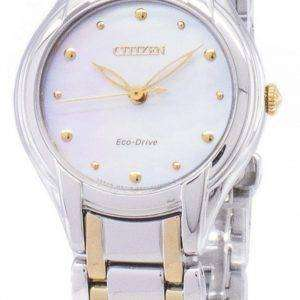 Citizen Eco-Drive EM0284-51N Analog Women's Watch
