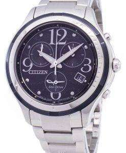 Citizen Eco-Drive FB1377-51E Chronograph Analog Women's Watch