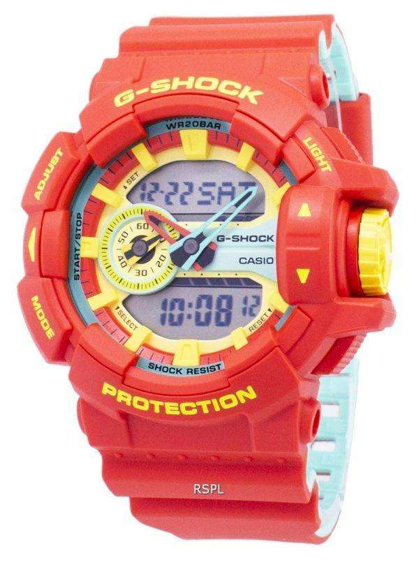 Casio G-Shock Special Color Models GA-400CM-4A Analog Digital 200M Men's Watch 1