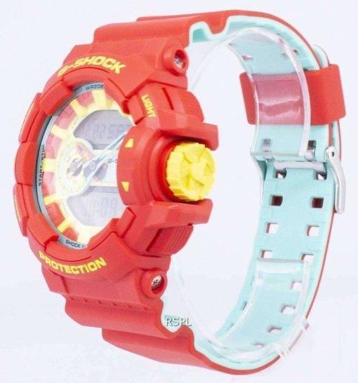 Casio G-Shock Special Color Models GA-400CM-4A Analog Digital 200M Men's Watch