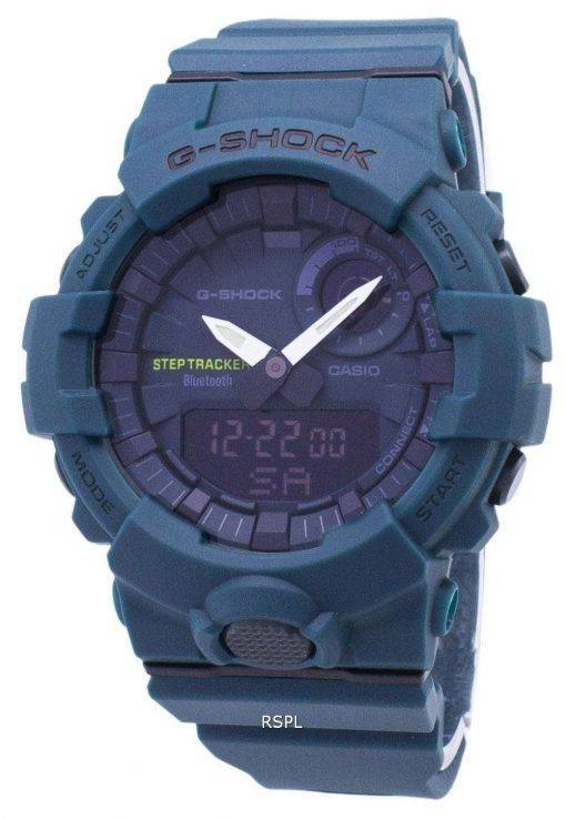 Casio G-Shock GBA-800-3A G-Squad Bluetooth 200M Men's Watch