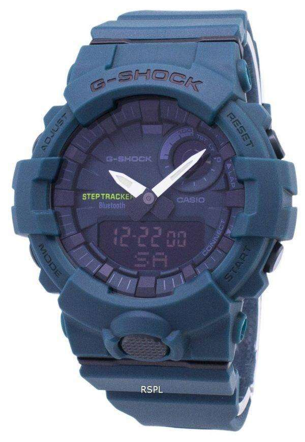 Casio G-Shock GBA-800-3A G-Squad Bluetooth 200M Men's Watch 1