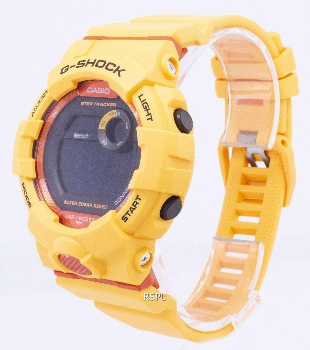 Casio G-Shock GBD-800-4 Bluetooth Quartz 200M Men s Watch ... a2dce1a8486