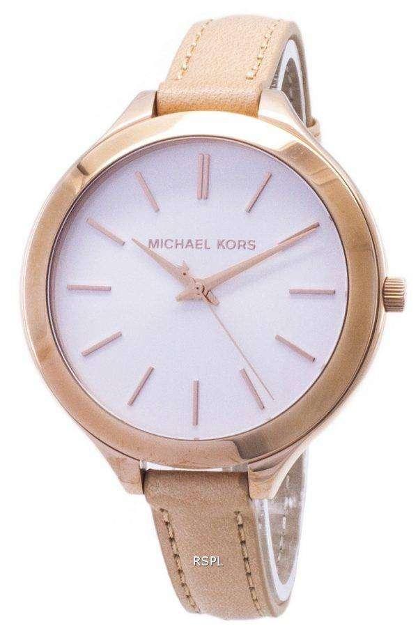 Michael Kors Runway Rose Gold MK2284 Womens Watch 1