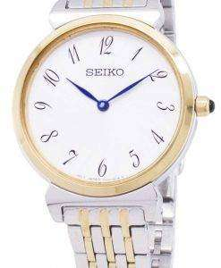 Seiko Quartz SFQ800 SFQ800P1 SFQ800P Analog Women's Watch