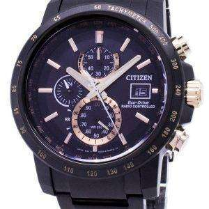 Citizen Eco-Drive AT8127-85F Chronograph Radio Controlled 200M Men's Watch