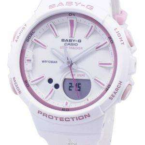Casio Baby-G BGS-100RT-7A BGS100RT-7A Step Tracker Analog Digital Women's Watch