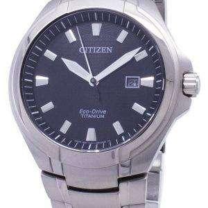 Citizen Eco-Drive BM7430-89E Titanium Analog Men's Watch