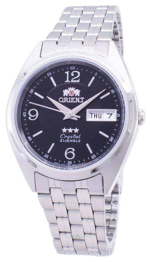 Orient 3 Star Automatic FAB0000EB Analog Men's Watch 1
