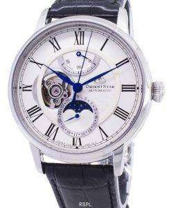 Orient Star Automatic RE-AM0001S00B Power Reserve Japan Made Men's Watch