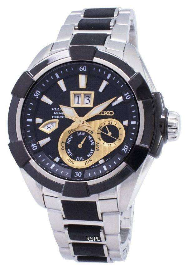 Seiko Velatura Kinetic Perpetual SNP119 SNP119P1 SNP119P Men's Watch 1