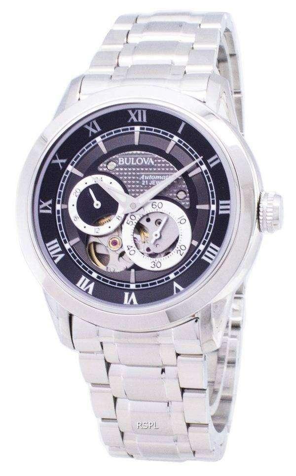 Bulova Automatic BVA Series Dual Aperture Dial 96A119 Men's Watch 1
