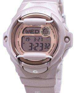 Casio Baby-G Digital World Time Databank BG-169G-4 Womens Watch