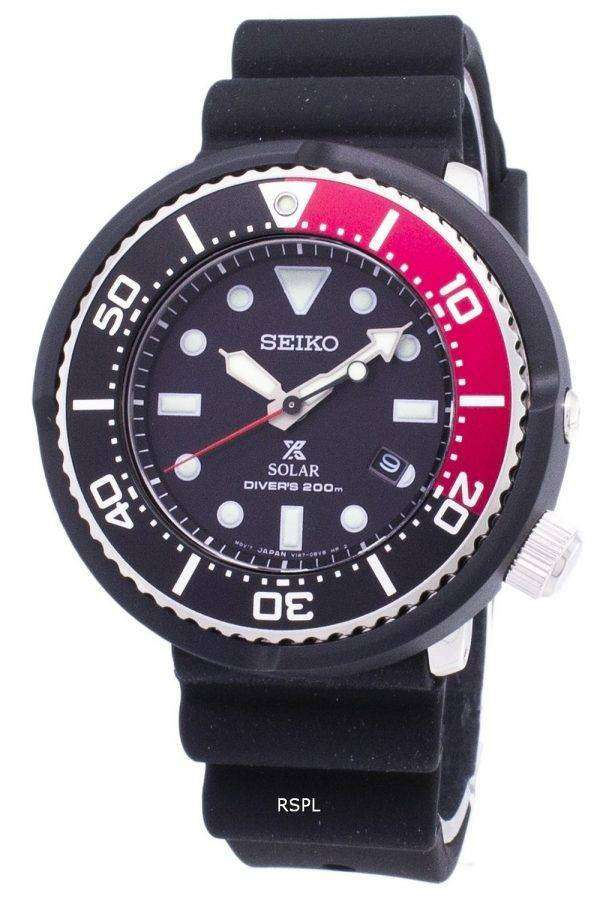 Seiko Prospex SBDN053 Lowercase Diver's 200M Limited Edition Solar Men's Watch 1