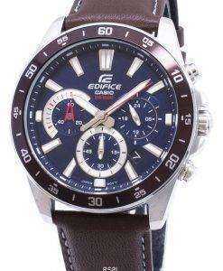Casio Edifice EFV-570L-2AV EFV570L-2AV Chronograph Quartz Men's Watch