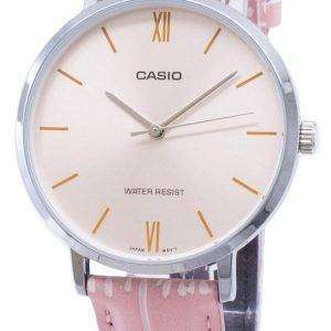 Casio Quartz LTP-VT01L-4B Analog Women's Watch