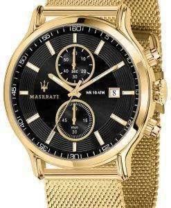 Maserati Epoca R8873618007 Chronograph Quartz Men's Watch