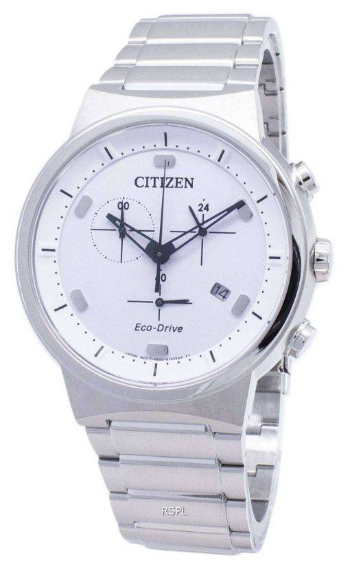 Citizen Eco-Drive AT2400-81A Chronograph Analog Men's Watch