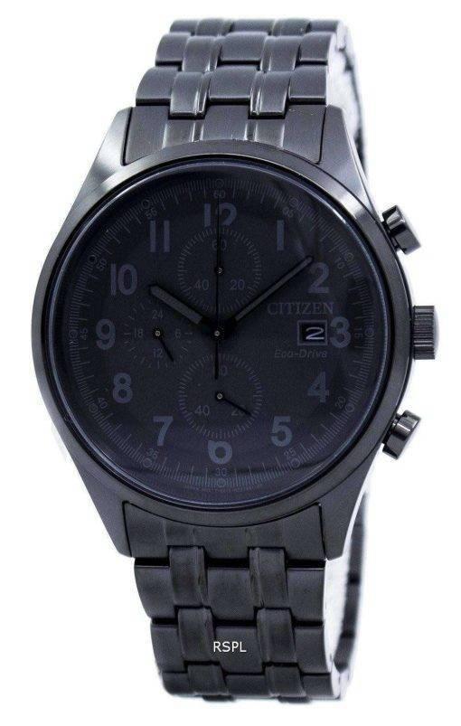 Citizen Chandler Eco-Drive Chronograph Analog CA0625-55E Men's Watch
