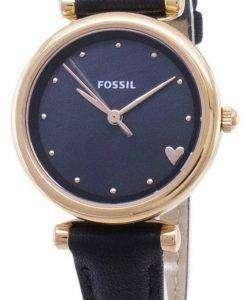 Fossil Carlie Mini ES4504 Quartz Analog Women's Watch