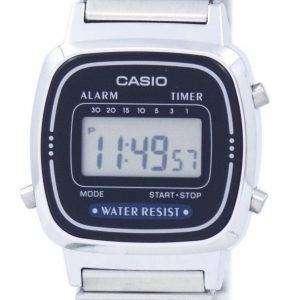Casio Alarm Digital LA-670WA-2D LA670WA-2D Women's Watch