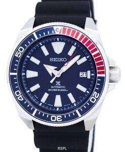 Seiko Prospex Samurai Automatic Divers 200M Japan Made SRPB53 SRPB53J1 SRPB53J Men's Watch
