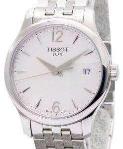 Tissot T-Classic Tradition T063.210.11.037.00 T0632101103700 Women's Watch