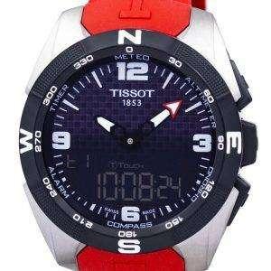 Tissot T-Touch Expert Solar Alarm T091.420.47.057.00 T0914204705700 Men's Watch