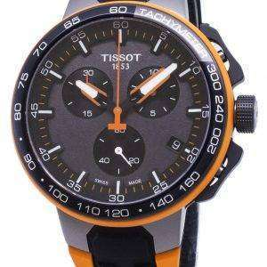 Tissot T-Sport T-Race Cycling T111.417.37.441.04 T1114173744104 Chronograph Men's Watch