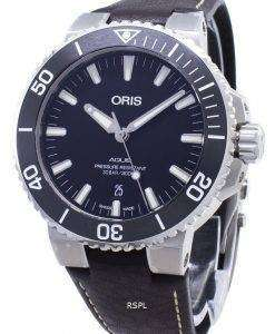 Oris Aquis Date 01 733 7730 4124-07 5 24 10EB 01-733-7730-4124-07-5-24-10EB Automatic 300M Men's watch