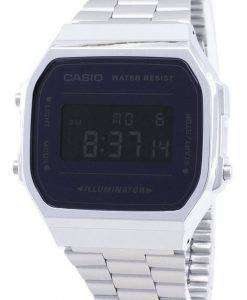 Casio Vintage A168WEM-1 Illuminator Digital Men's Watch