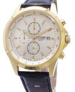 Citizen Classic AN3512-03P Chronograph Tachymeter Men's Watch