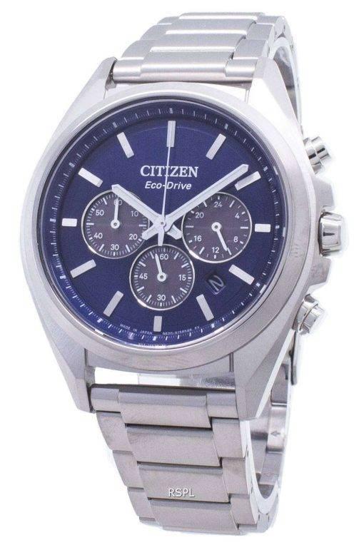 Citizen Eco-Drive CA4390-55L Chronograph Analog Women's Watch