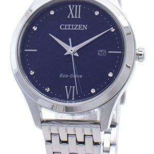 Citizen Eco-Drive EW2530-87L Analog Women's Watch