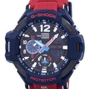 Casio G-Shock GRAVITYMASTER Shock Resistant World Time GA-1100-2A GA1100-2A Men's Watch