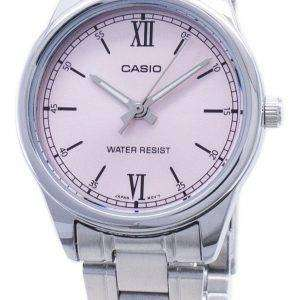 Casio Timepieces LTP-V005D-4B2 LTPV005D-4B2 Quartz Analog Women's Watch